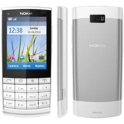Celular Desbloqueado Nokia X3 02 Cinza c Câmera 5MP  - imagens do celular nokia x3-02