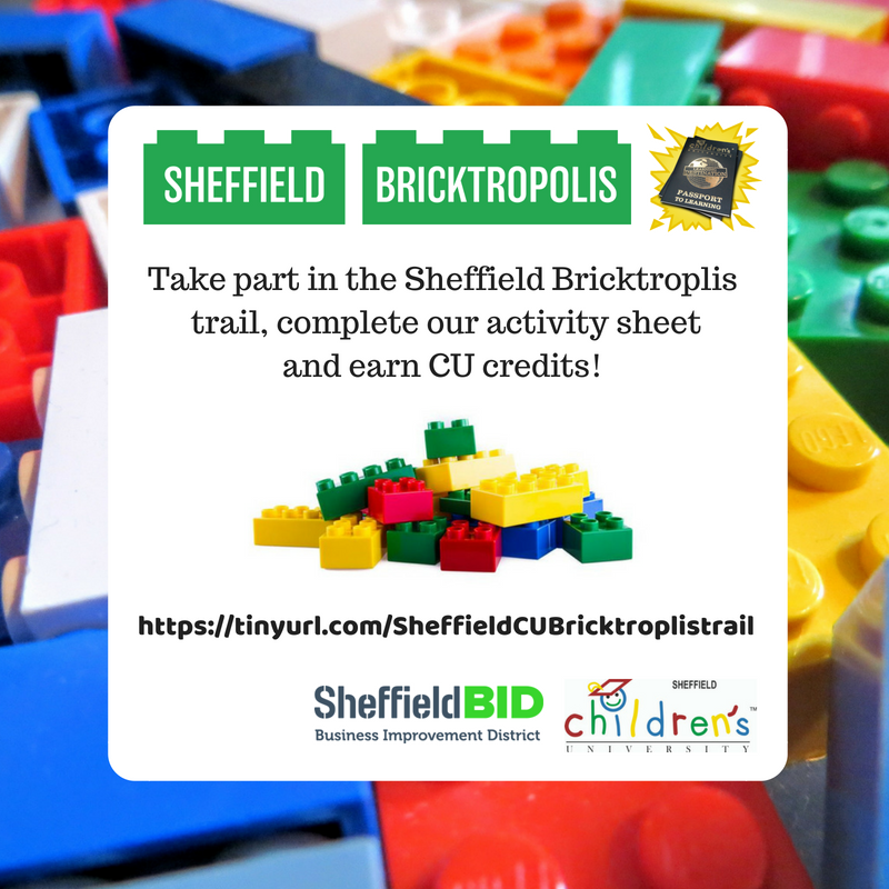 Sheffield Bricktroplis Trail - CU Activity Sheet