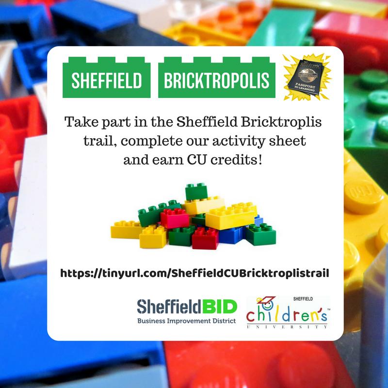 Sheffield Bricktroplis Trail - CU Activity Sheet