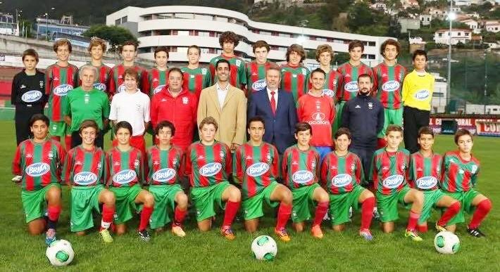 Equipa 2014-2015