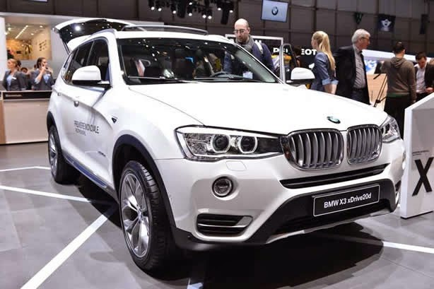 carros bmw x3 facelift 2014 bmw sedan