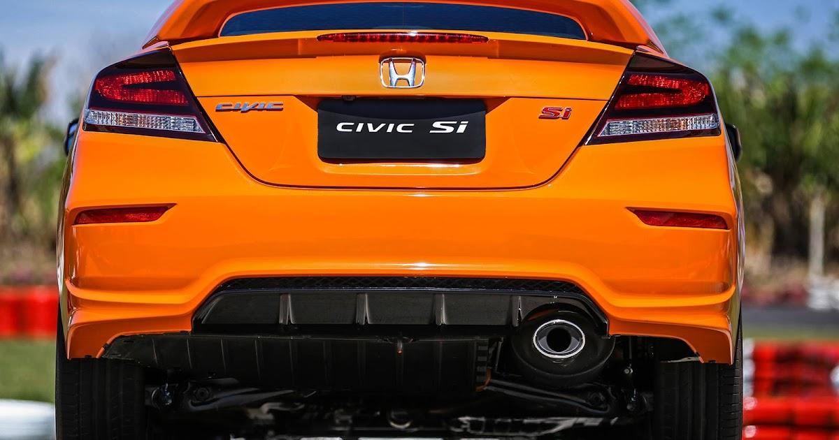 Honda civic si 2015 pre o itens de s rie e for B and e honda