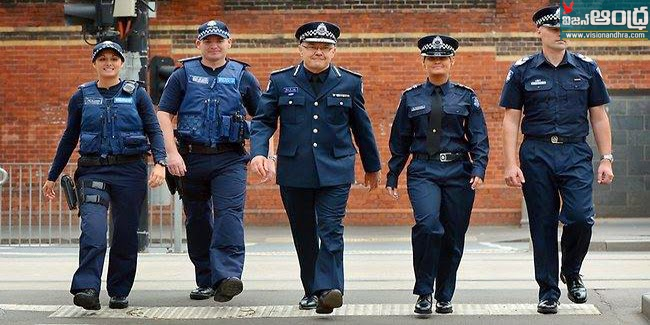 New York lines telangana state police System cm