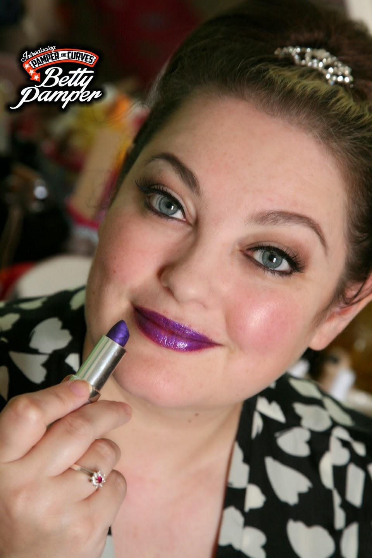 vegan purple lipstick uk