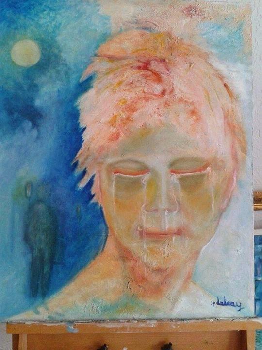 l'art pictural d'une femme