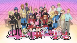 The Character at Shugo Chara!