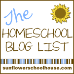 Homeschool Blog List