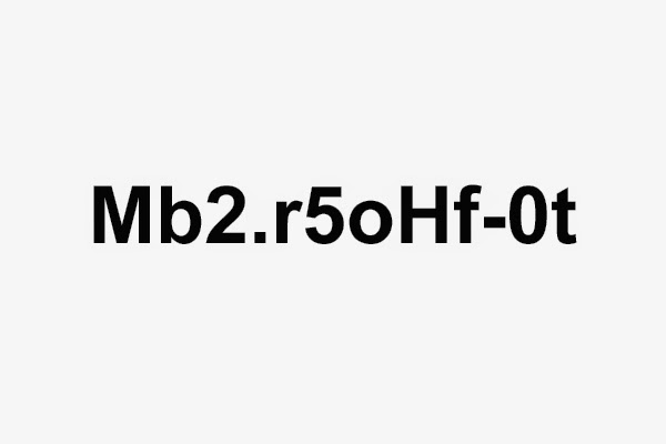 IT experts elect Mb2.r5oHf - 0t the safest password of the world