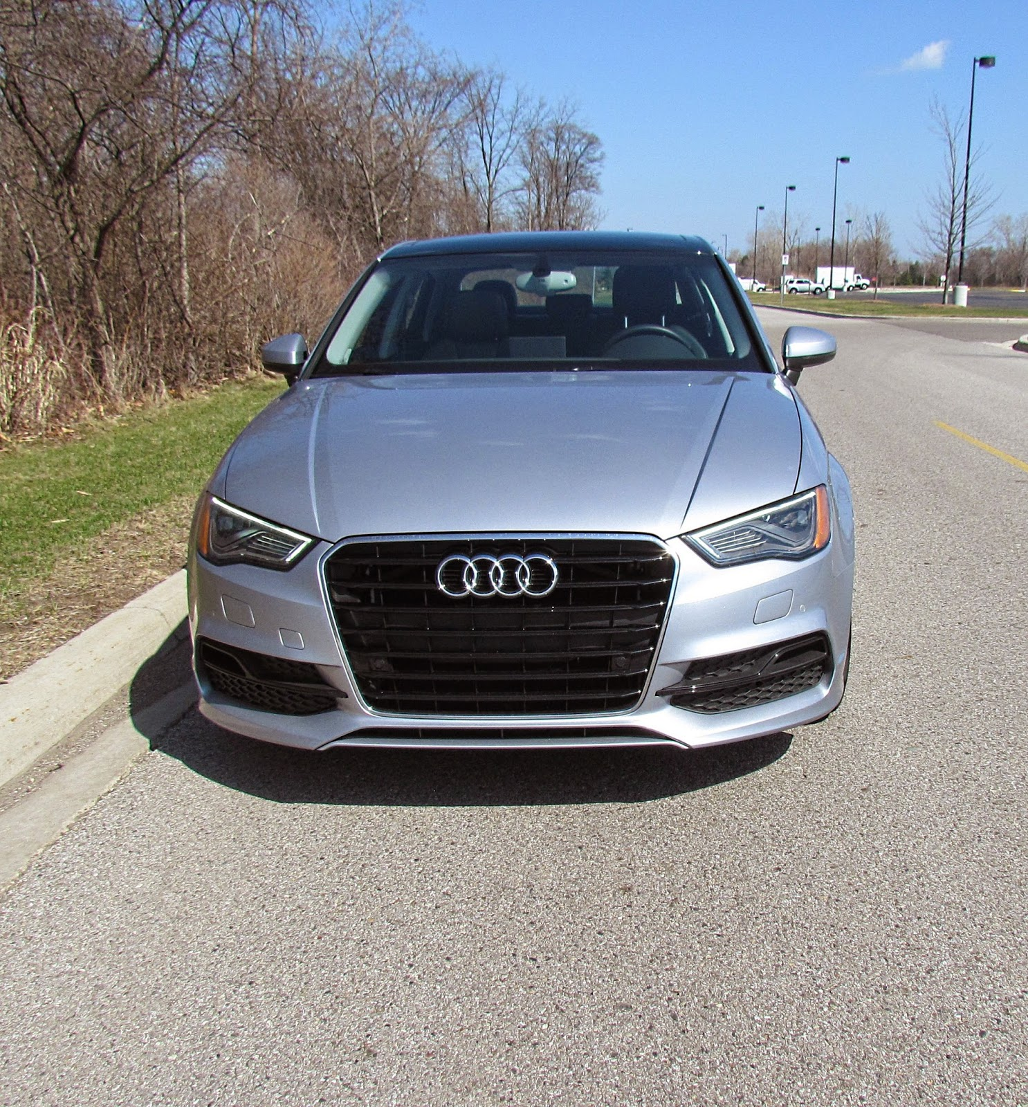 Mommy's Favorite Things: 2015 Audi A3 TDI