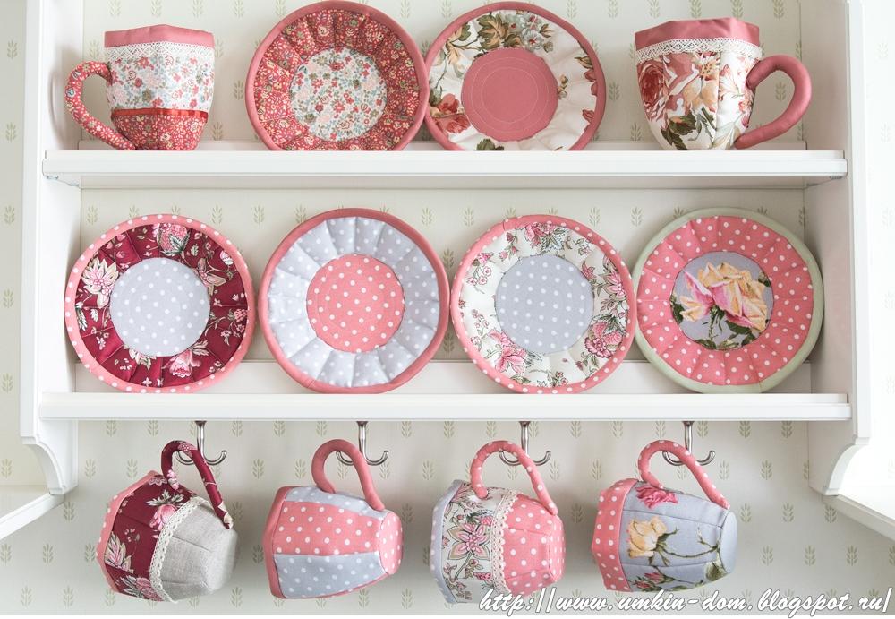 Текстильные чайники своими руками 9072