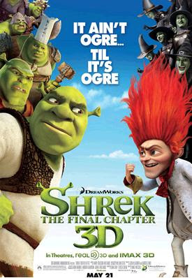 Shrek 4: Felices para siempre (2010) Online