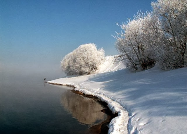 7 Wonders Of The World Winter Wallpapers Gallery
