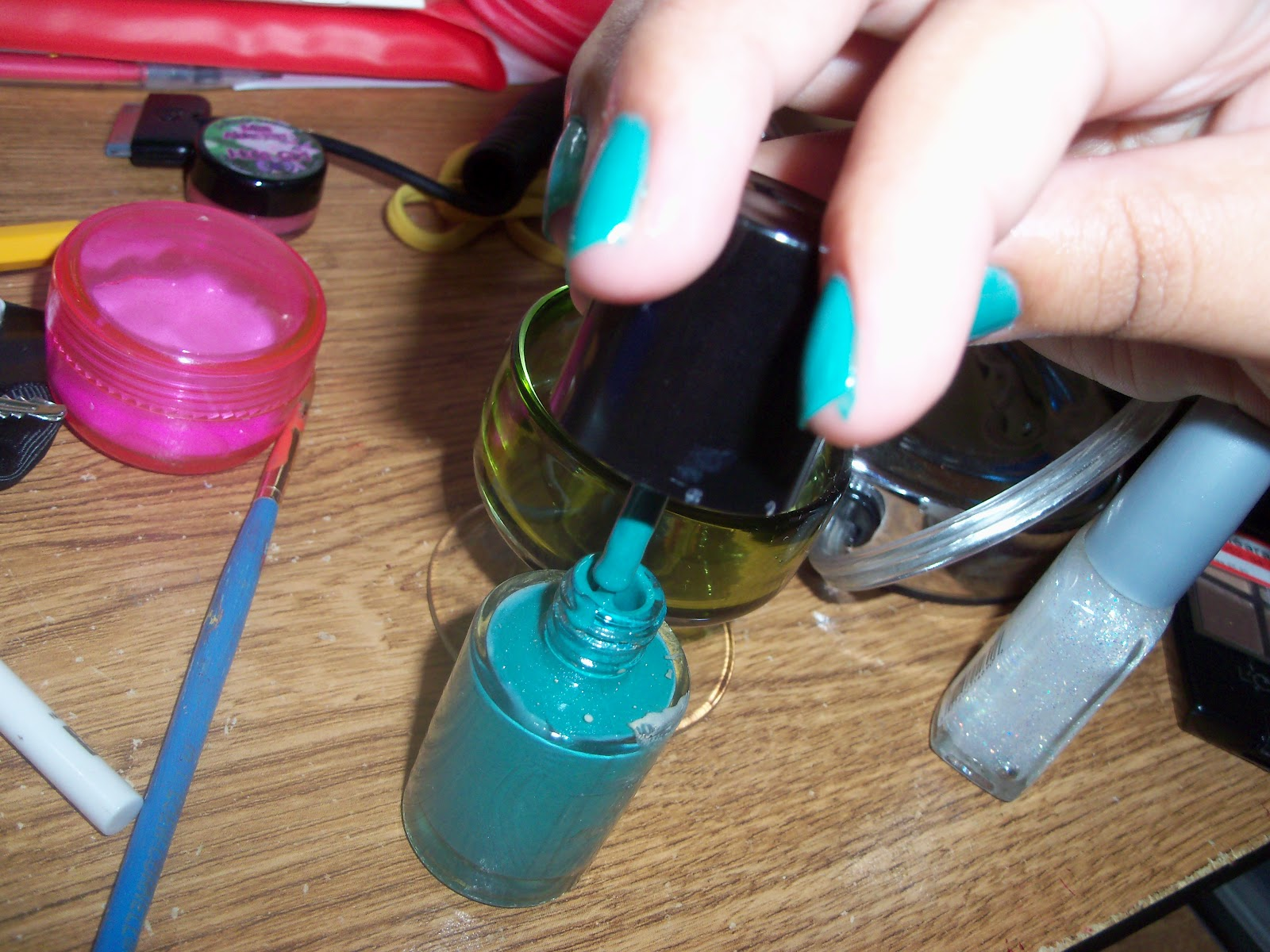DIY Make your own Nail Polish! | My name is Anna, and I\'m a Makeup ...