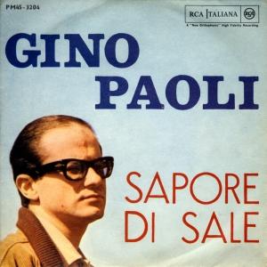 Sapore di Mare. Gino Paoli