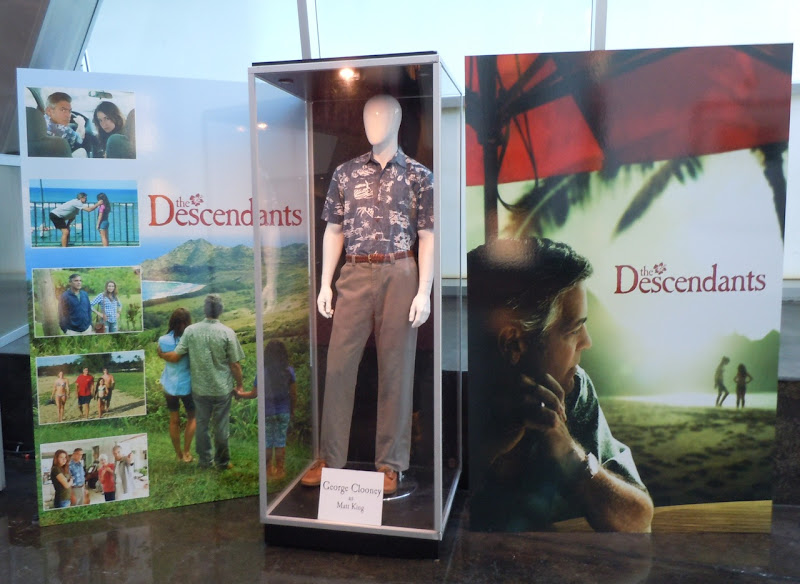 George Clooney costume The Descendants