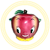 ♥ Anthropomorphic Fruit & Veggies