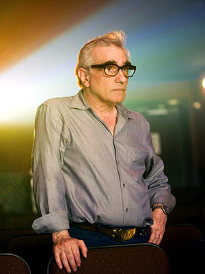 director de cine Martin Scorsese