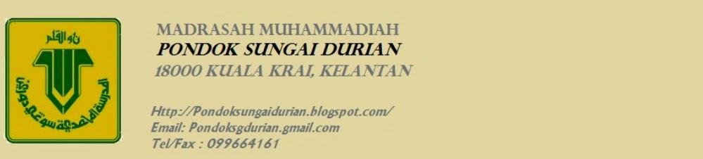 Pondok Sungai Durian (PSD)