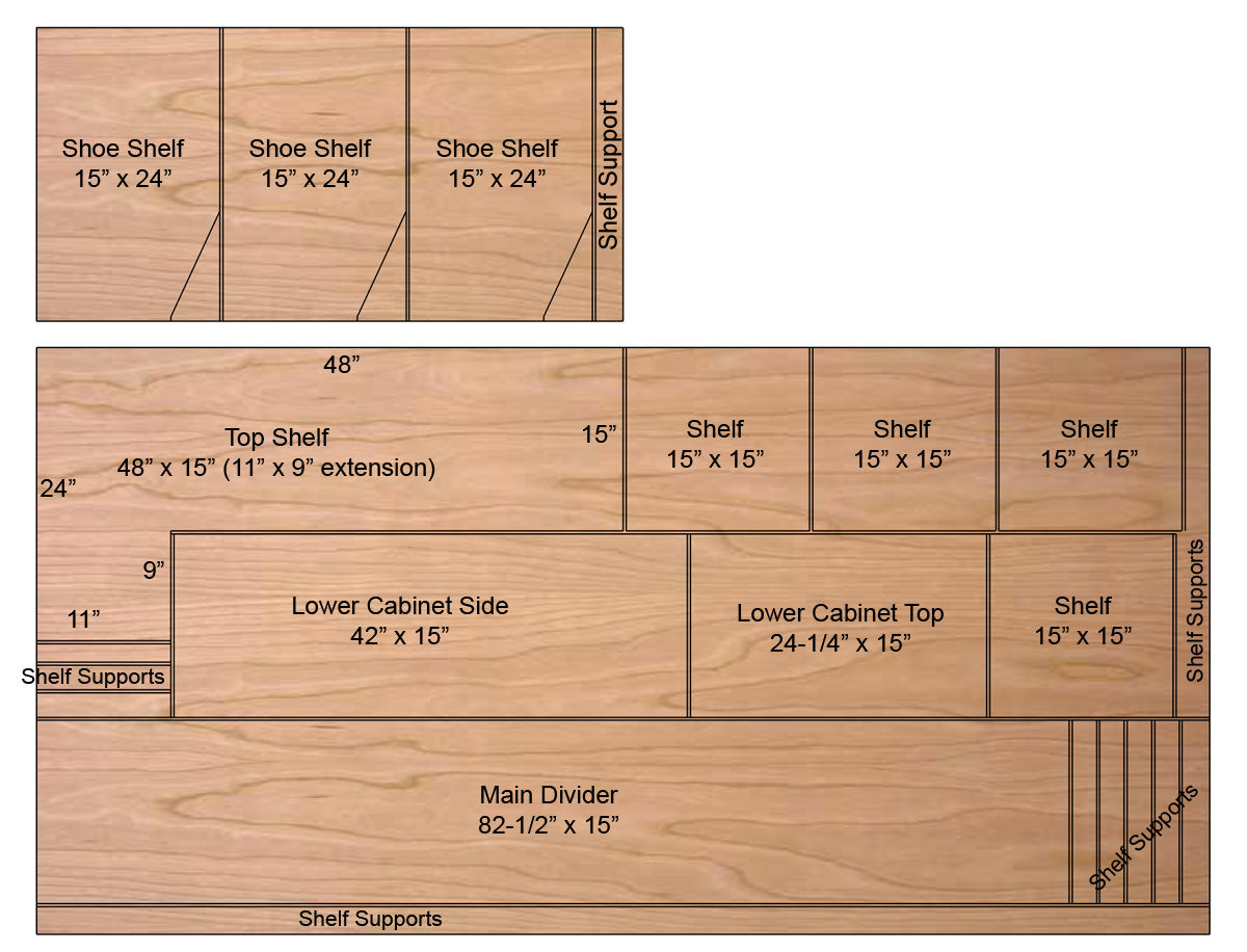 Pdf diy cabinet plywood plans download cabinet making jobs for Kitchen cabinet plans