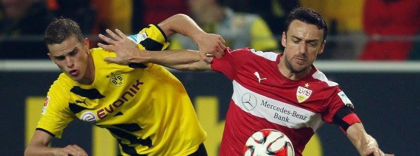 Borussia Mönchengladbach vs Hamburger SV 1: 0