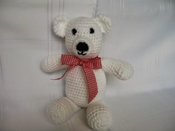 Teddy Bear AnkasCrochet