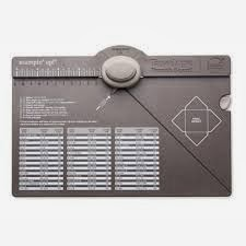 Envelope Punch Board