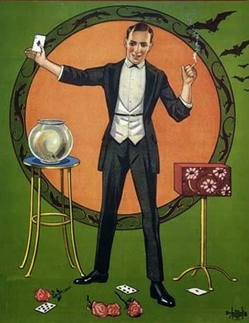 Afiche para Wallace el mago