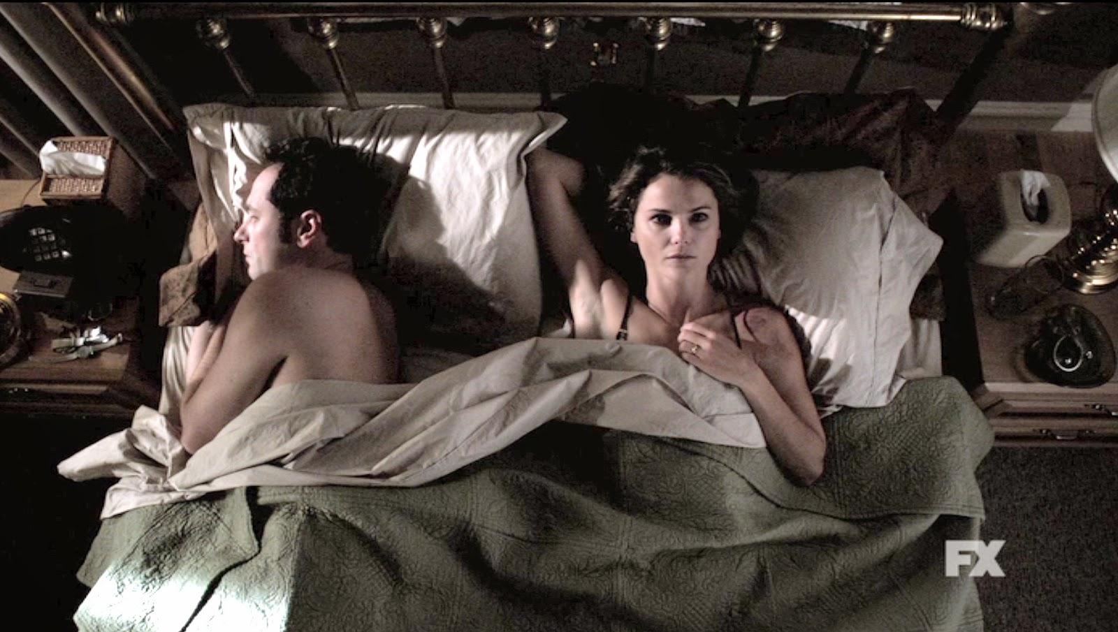 Keri Russell, Matther Rhys serie FX