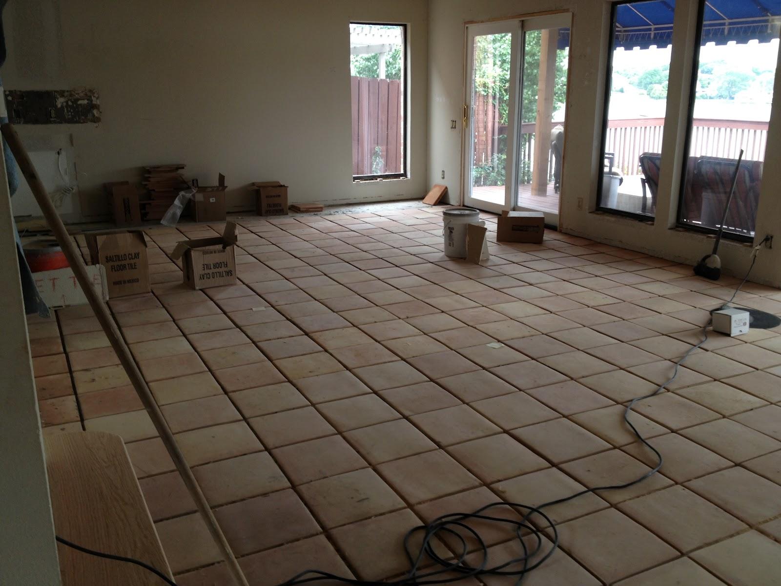 Team Pritchard Fort Worth Saltillo Tile Floors