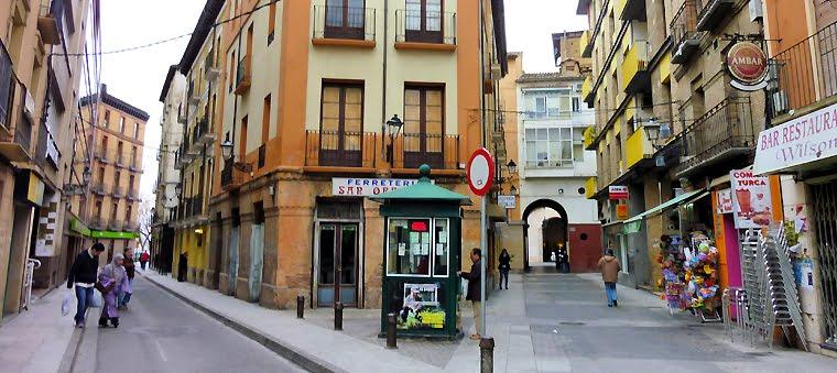 El Tubo de Huesca