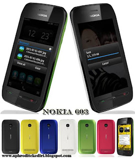 Harga Nokia 603