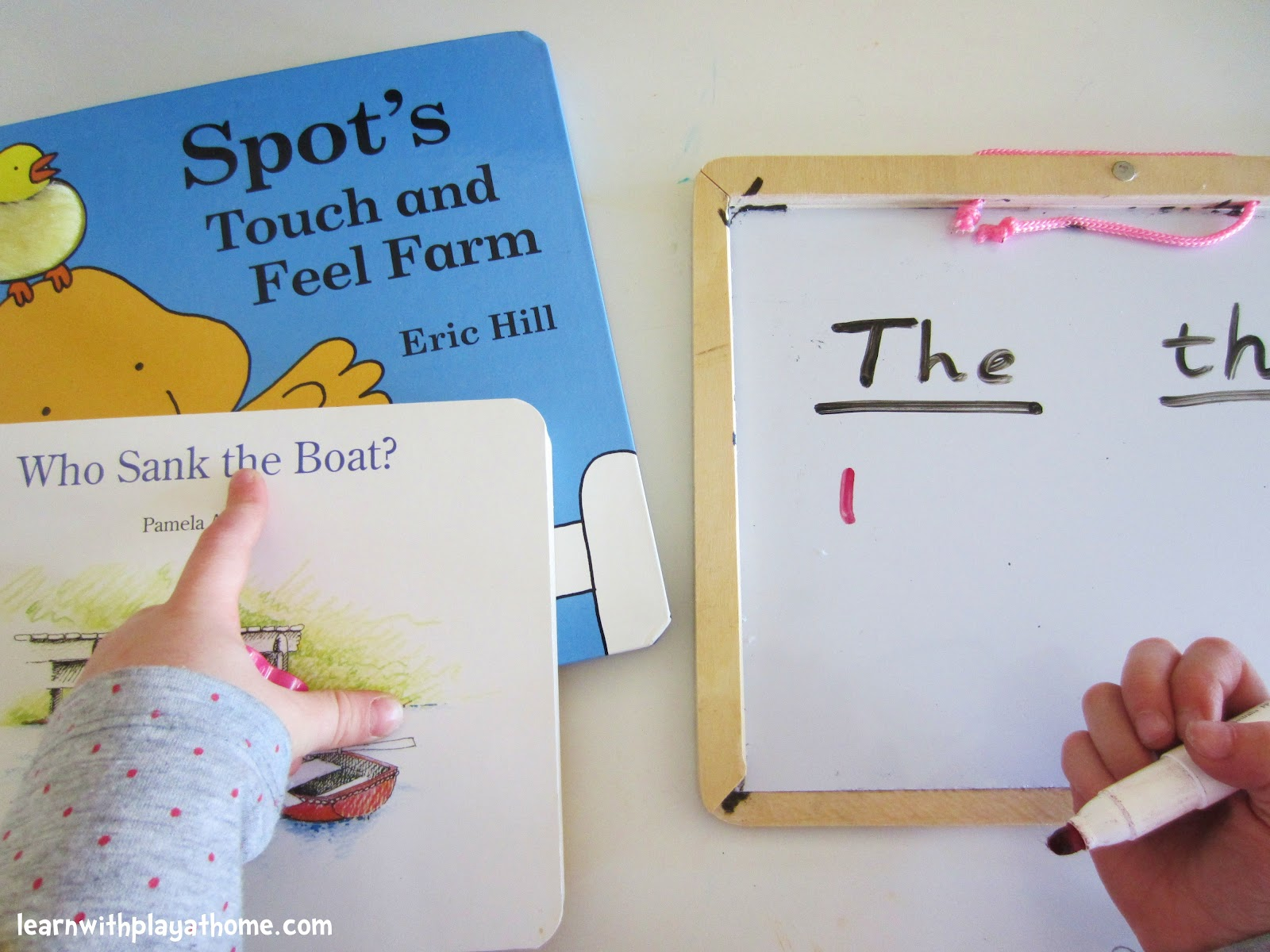 Learn with Play at Home: Learning Sight Words. 10 Fun Ideas