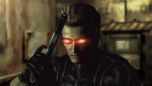 Resident evil Wesker Mode