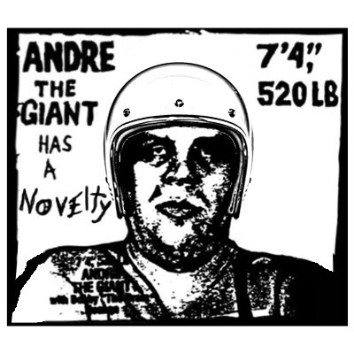 Andre The Giant Has A Novelty