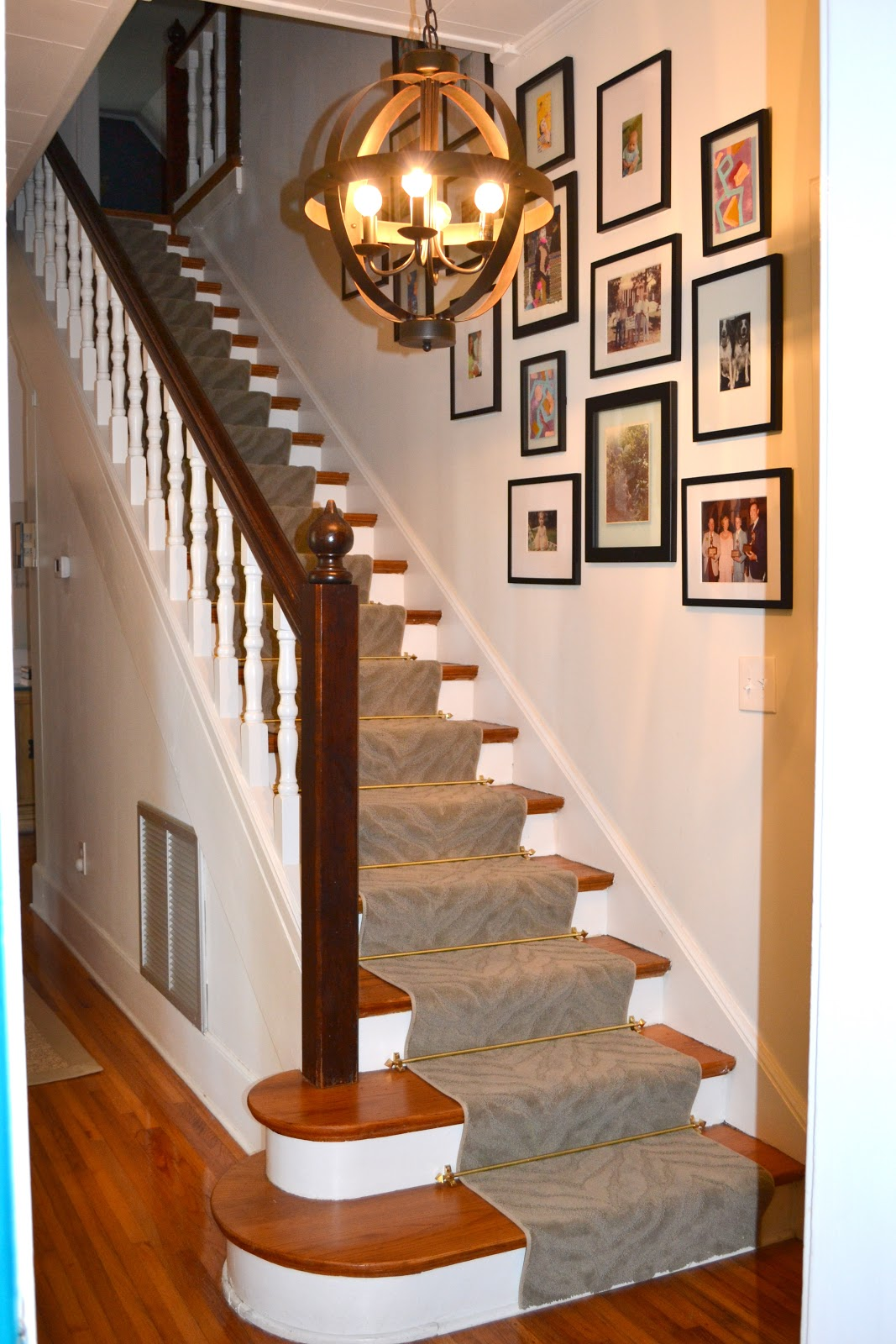Collect5 Southern Lifestyle And Style Diy Stair Runner