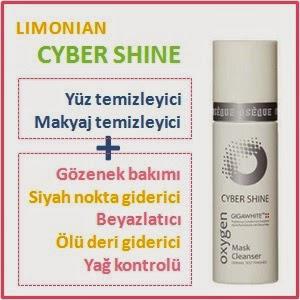 Limonian Kore Kozmetik Ürünleri