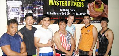 Gintung Master Fitnes, Tempat Fitnes Di Ciputat