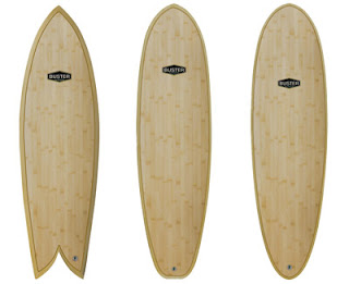 Holz Bambus Surfboard Shapes