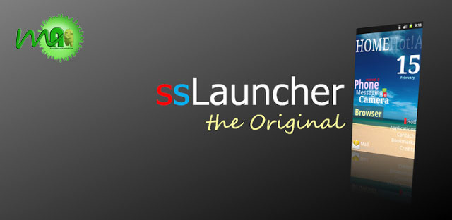 ssLauncher the Original 1.14.4 android
