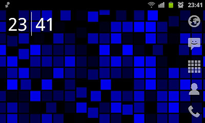 Light Grid Pro live wallpaper for android