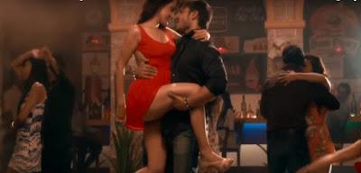 Hot Neha Sharma with Vivek Oberoi