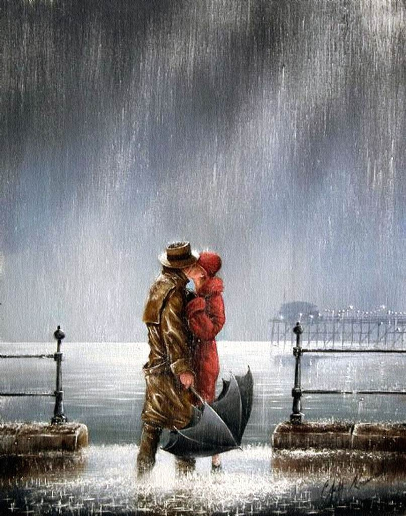Jeff Rowland - British painter