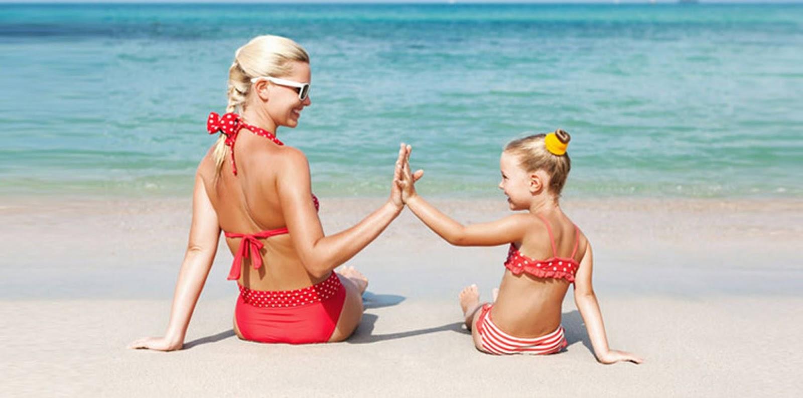 Семья мать и дочь приглашают на лето 22 фотография