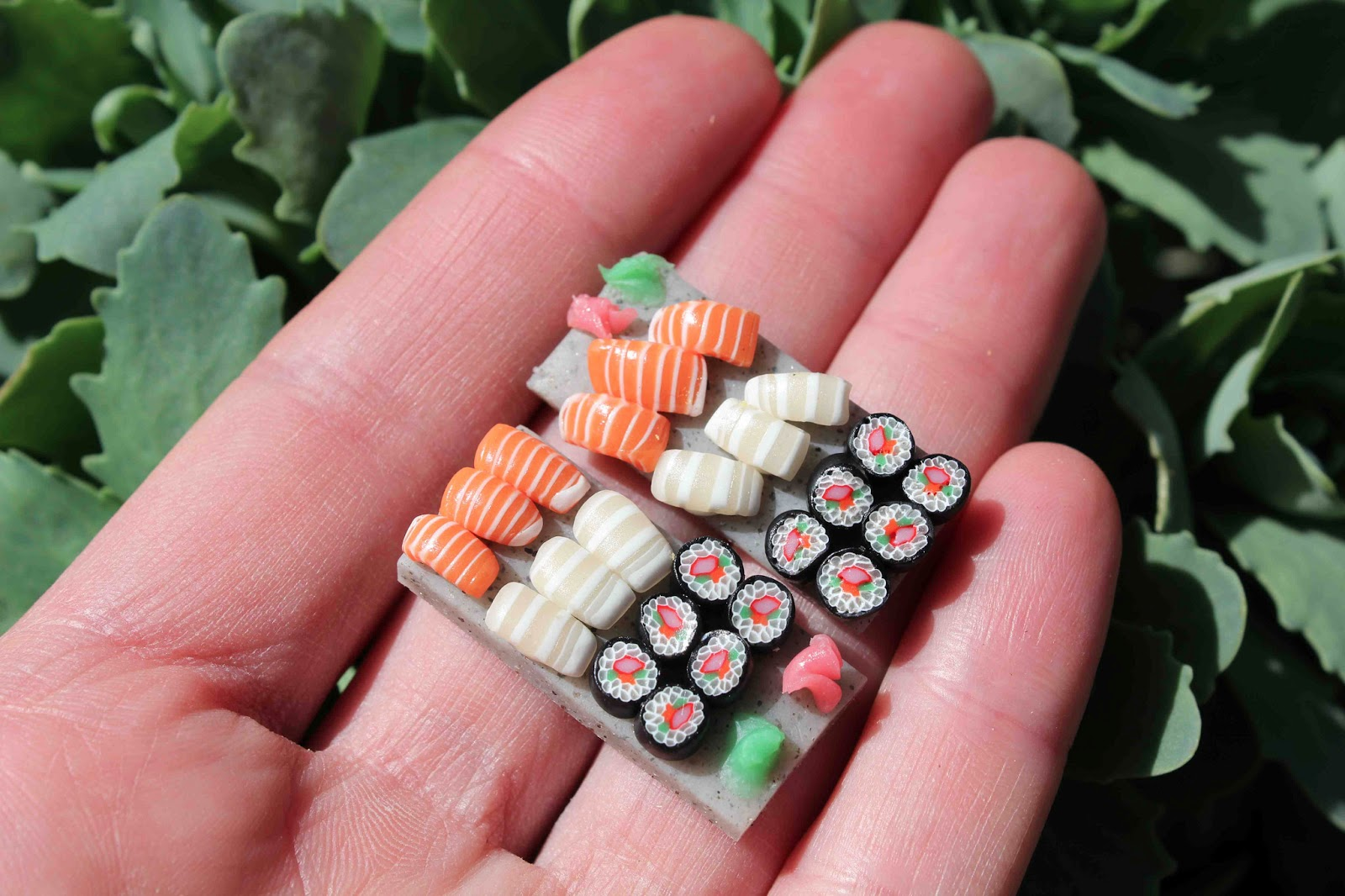 how to make polymer clay miniatures