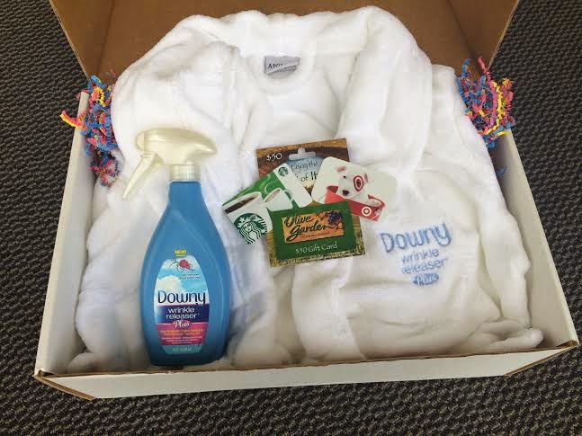 Downy prize pack giveaway