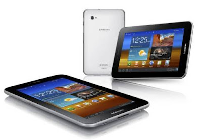 Perbedaan Samsung Galaxy Tab 7.0 Plus dengan Samsung Galaxy Tab 7.0 biasa