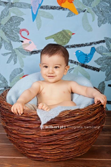 sesja zdjęciowa dziecka, fotografia niemowlaków, zdjęcia rodzinne, studio fotograficzne poznań