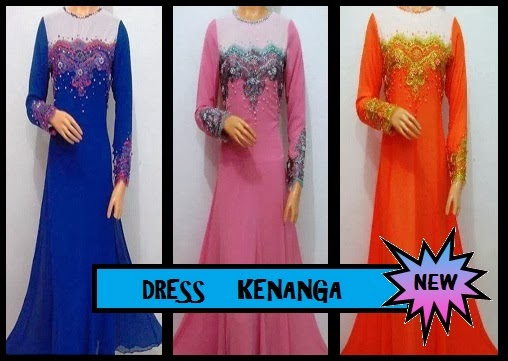 DRESS KENANGA