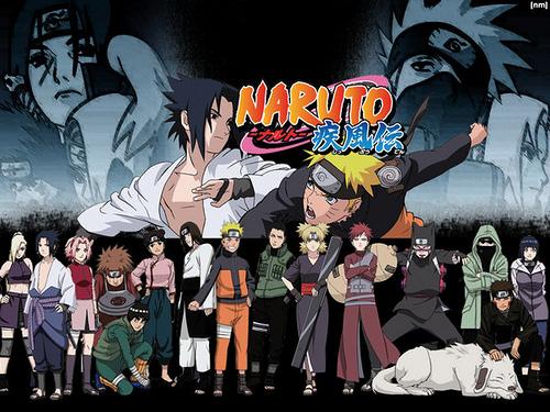 Serie  Pleta De Naruto Shippuden En El Servidor De Mediafire Espero