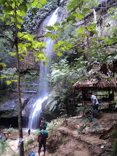 air terjun sungai bikan